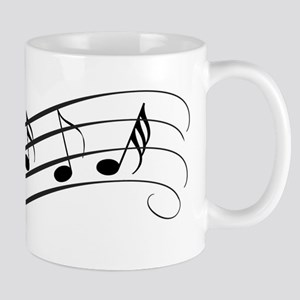 Musical Notes Mugs