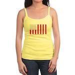 US Civil Peacetime Flag Tank Top