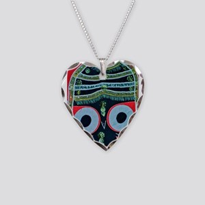 krishna Necklace Heart Charm