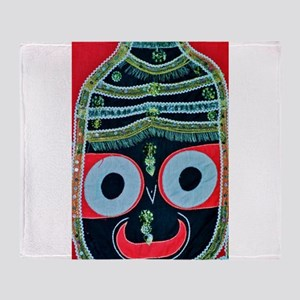 krishna Throw Blanket