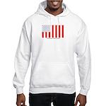 US Civil Peacetime Flag Sweatshirt