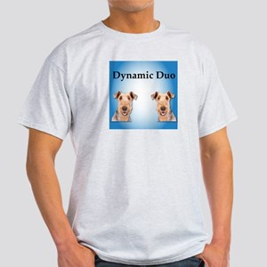 Airedale Dynamic Duo T-Shirt