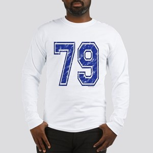 79 Jersey Year Long Sleeve T-Shirt