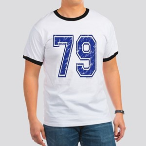 79 Jersey Year Ringer T