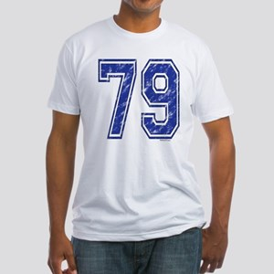 79 Jersey Year Fitted T-Shirt
