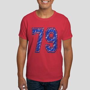 79 Jersey Year Dark T-Shirt