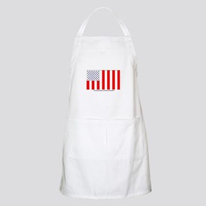 US Civil Peacetime Flag Light Apron