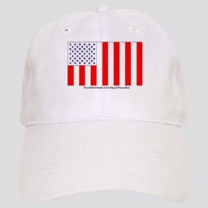 Us Civil Peacetime Flag Cap