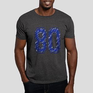 80 Jersey Year Dark T-Shirt