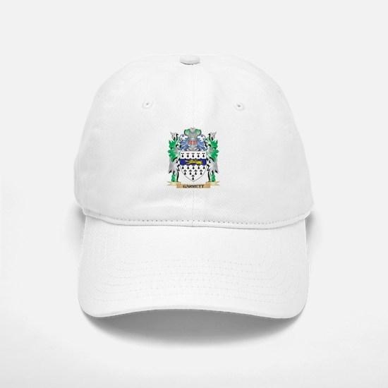 Garrett Coat of Arms (Family Crest) Baseball Baseball Cap