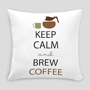 Brew Coffee Everyday Pillow