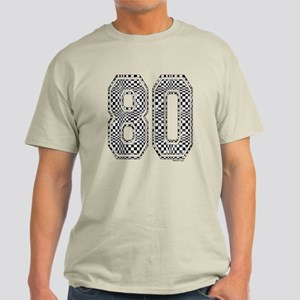 80 Checkerboard Light T-Shirt