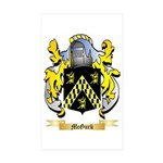 McGurk Sticker (Rectangle 50 pk)