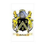 McGuirk Sticker (Rectangle 10 pk)