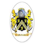 McGuirk Sticker (Oval 10 pk)
