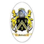 McGuirk Sticker (Oval 50 pk)