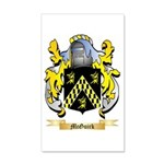 McGuirk 20x12 Wall Decal
