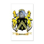 McGuirk 35x21 Wall Decal