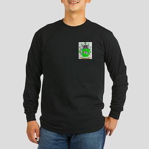 McGuire Long Sleeve Dark T-Shirt
