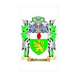 McGuinness Sticker (Rectangle 10 pk)