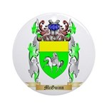 McGuinn Round Ornament