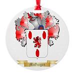 McGuigan Round Ornament