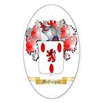 McGuigan Sticker (Oval 10 pk)