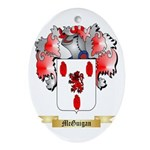 McGuigan Oval Ornament