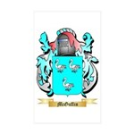 McGuffin Sticker (Rectangle 10 pk)