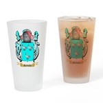 McGuffin Drinking Glass