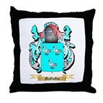McGuffin Throw Pillow