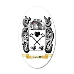 McGuffie Wall Decal