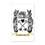 McGuffie 35x21 Wall Decal