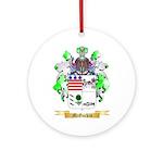McGuckin Round Ornament