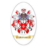 McGuane Sticker (Oval 50 pk)