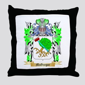 McGregor Throw Pillow