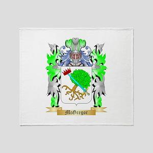 McGregor Throw Blanket