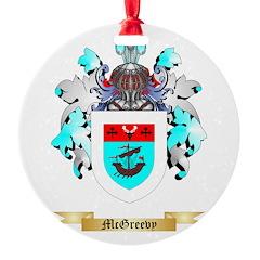 McGreevy Ornament