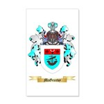 McGreevy 20x12 Wall Decal