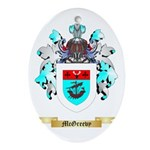 McGreevy Oval Ornament