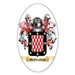 McGreallish Sticker (Oval 10 pk)