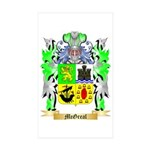 McGreal Sticker (Rectangle 50 pk)