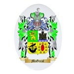 McGreal Oval Ornament