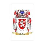 McGray Sticker (Rectangle 10 pk)