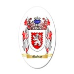 McGray 20x12 Oval Wall Decal