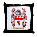 McGraw Throw Pillow