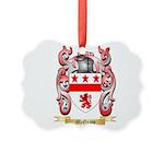 McGraw Picture Ornament