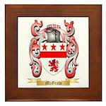 McGraw Framed Tile