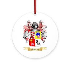 McGrath Round Ornament