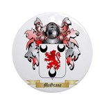 McGrane Round Ornament